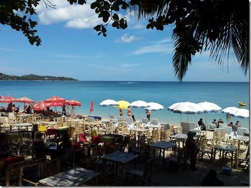 пляж Ламаи - баланс впечатлений и спокойствия